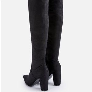 Just fab knee high boots